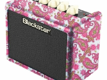 Blackstar Fly 3 Mini Amplificateur de Guitare Amp Rose Paisley