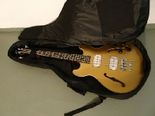 ROCKBASS Starbass 4 Gold MHP E-Bass