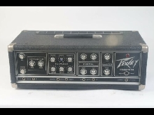 Peavey Series 400 Vintage Basse Power Pak Amplificateur Tête