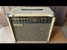 Ampli REBEL K60AM 100w equalizers effets style vintage guitare 2 canaux 18kg
