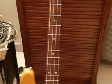 Fender Player Series Jazz Bass Capri Orange with upgrades  Mint Conditions