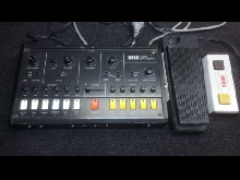 Korg X-911 Guitar synthesizer + korg fk-5 + korg s-2