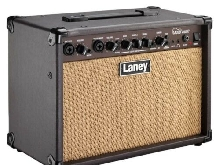 Laney LA30D Amplfiicatore Guitare Acoustique Combo 2 x 6,5