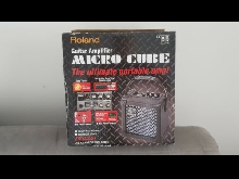 roland guitar amplifier micro cube N225 noir comme neuf