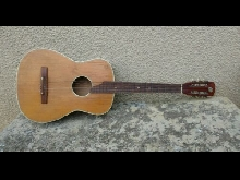 ? Guitare Acoustique Vintage Melodija Menges 50-60