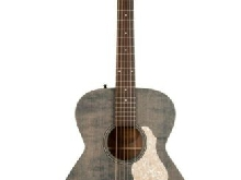 Guitare Folk Electro-Acoustique Art & Lutherie Legacy Denim Blue Q-Discrete
