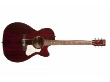Art & Lutherie Legacy Tennessee Red CW QIT Folk - Guitare Electro-acoustique