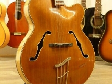 Herweton Archtop Acoustique ('50s)