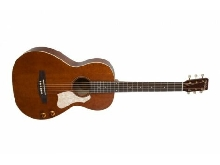 Art & Lutherie Roadhouse Havana Brown Q_Discrete - Guitare Electro-acoustique