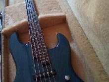 Jazz Bass 5 corde Jim Reed copia Fender