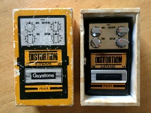 Pedal Guyatone PS-011 Distortion Sustainer Made in Japan 1983