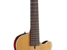 Guitare Electro-Acoustique Classique CORT SUNSET NYLECTRIC NATURAL GLOSS