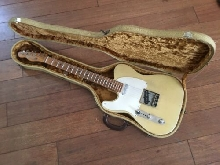 2012 Fender Telecaster Style Lefty/Gaucher By Musikraft -Fantastic!