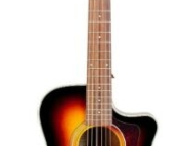 Guitare Acoustique Folk Electro Guild OM-140CE Antique Sunburst + SoftCase