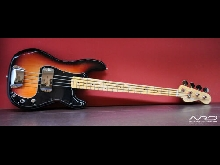 Precision Bass Sunburst 3 Tone