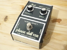 Pedale guitare PEARL PHASE SHIFTER F-601 - made in Japan guitar pedal