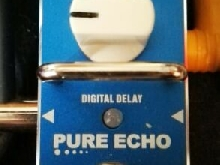 Pedale Tom's Line - PURE ECHO DIGITAL DELAY
