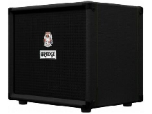 Orange OBC112B - Baffle guitare basse noir - 400W