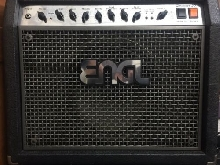 Ampli Guitare Électrique Combo ENGL SCREAMER 50 Combo + Z5
