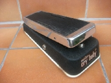 Pedale Guitare Vintage JEN MISTER  CRY BABY Wah Pedal 70's  Made in Italy