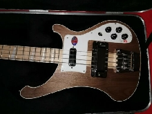 BRAND NEW RICKENBACKER 4003 WALNUT 2020 BASS. Free shipping with Bank transfer