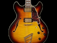 D'ANGELICO EXCEL DC 2018 (with Stairstep tailpiece) VINTAGE SUNBURST