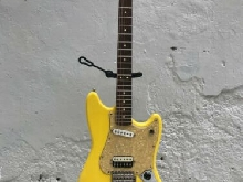 Fender Cyclone 1 - Yellow - Mexican - 2003 - SN: MZ2193091
