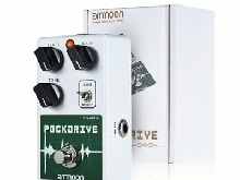 ammoon POCKVERB Reverb & Delay Guitar Effect Pedal 7 Reverb Effects + 7 Delay Ef
