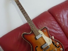 Klira Sir Guitar 1960's Made In Germany