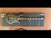 Spector Euro 5 LX satin black + custodia rigida