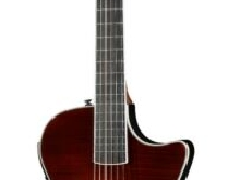 Guitare Electro-Acoustique Crafter SAC-TMVS Flame Nylon + Etui Crafter