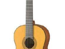GUITARE CLASSIQUE YAMAHA Table Massive Epicéa  - CG122MS