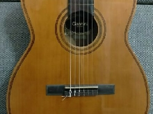 Chitarra classica Giannini made in Brazil del 1974, old guitar, alte gitarre
