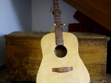 Guitare Art & Lutherie Naturel Fabrication 1994