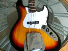 Fender Jazz Bass assembled