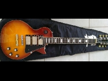 Guitare Les Paul  custom