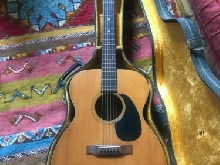 Vintage 1971 Martin OM-18 great players condition