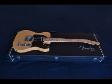 Superb Fender Baja Telecaster with Case and Accessories !!!