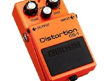 BOSS - DS-1 - Pédale de distorsion pour guitare