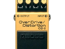 BOSS OS-2 - pédale d'effet overdrive distortion