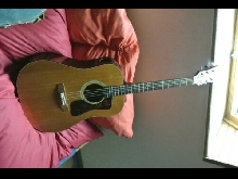 Guitare folk acoustique Guild D 35
