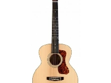 Guild Jumbo Jr Flame Maple - guitare électro-acoustique