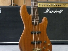 Fender Victor Bailey Koa Jazz Bass V (2009)