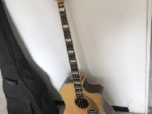 Fender California Series Kingman Bass CSA 12000884 Très Rare