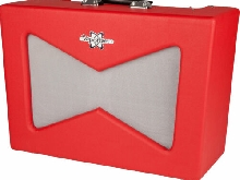 Fender Vaporizer Rocket Red 12 Watt Edition Guitares Amplificateur