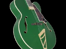 D'ANGELICO EXL1 MATTE EMERALD CHITARRA SEMIACUSTICA LIMITED EDITION