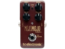 TC ELECTRONIC MOJOMOJO OVERDRIVE EFFETTO OVERDRIVE A PEDALE