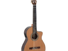 Guitare Classique Electro ADMIRA VIRTUOSO ECF Naturel Brillant