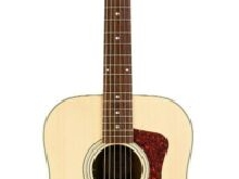 Guitare Folk Electro-Acoustique Guild D-240E Naturel Satiné