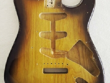 STRATOCASTER SWAMP ASH BODY